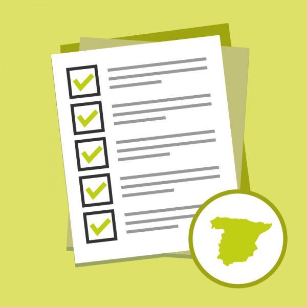 tests oposiciones legislación estatal